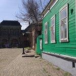 Вид со стороны Крутицкой улицы и Крутицкий теремок