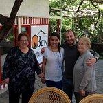 April 2015 - Lovely family.