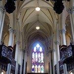Inside the Chapel!