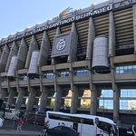 Fotografie: Stadio Santiago Bernabeu