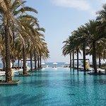 Pool - Al Bustan Palace A Ritz-Carlton Hotel Photo
