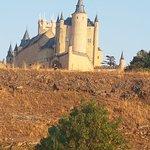Billede af Alcázar de Segovia