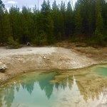 Фотография Norris Geyser Basin