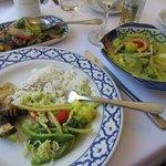 Main of 'Thai Green Veg Curry'