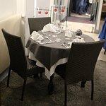 Exemple de table du restaurant