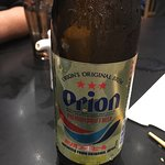 Orion, Japanese beer, first time seeing this brand