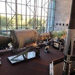 Bild från National Air and Space Museum (NASM)