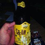 Excelente a Cream Ale, ja a Red Ale, deixou a desejar, não sei se foi o Lote, estava ruim. Comid