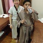 Kids Thai Massage...