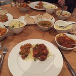 Food - Raval Indian Brasserie & Bar Photo