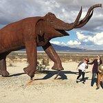 Φωτογραφία: Anza-Borrego Desert State Park
