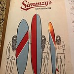 Foto de Simmzy's