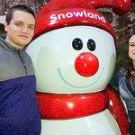 foto na snow
