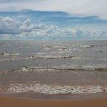 Imensidão do céu e da água
