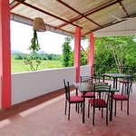 Balcony - Organic Garden Sigiriya Photo