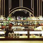 Juniper back bar