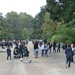 몽소 공원의 사진