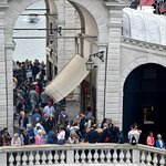 Rialto Bridge - busy spot