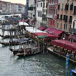 Restaurant Florida by the Rialto Bridge