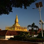 Photo of Great Sacred Stupa (Pha That Luang)