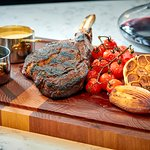 Cote de Beouf - Available from Morelands Grill Dinner Menu