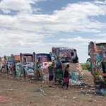 Photo of Cadillac Ranch