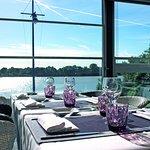 Véranda panoramique sur la Loire