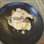 Poulet aux morilles et son risotto