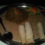 DORO ALICHA - Chicken dish