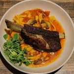 Hickory Smoked Beef Short Rib Pasta (Fall Featured Menu Item)