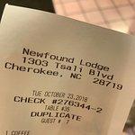 Bilde fra Newfound Lodge Restaurant