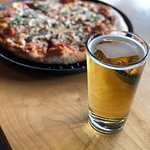 Cold Beer & Hot Pizza