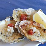 Baked Butter Oysters