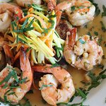 Ginger Lime Shrimp