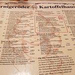 Foto di Altwernigeroder Kartoffelhaus