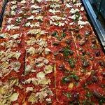 Pizza da aperitivo o rinfresco!