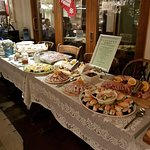 All types of buffets available
