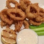 Calamari Fritti, not in the menu, but my niece wanted and Mr. Prim made it happen