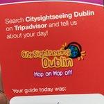 Φωτογραφία: City Sightseeing Dublin