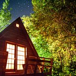 Starry nights and serene nature will help you unwind.