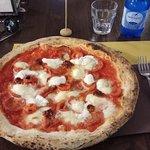 pizza vesubio especialidad de la casa