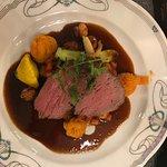 Roast Sirloin (aka heaven on a plate)
