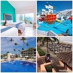 Pool - Crown Paradise Golden Resort Puerto Vallarta Photo
