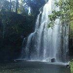 Llanos del Cortez Waterfall