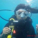 Scuba Diving at Neil Island Andamans
