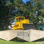 Le bulldozer d'aujourd'hui