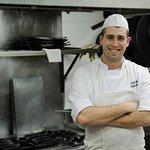 Nuestro chef Isaac Marín