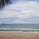 ชายหาดที่อุทยานฯ
