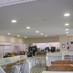 Cafeteria Interior (The Ponderosa)