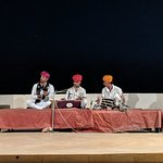 Folk music programme at Desert Springs Resort